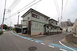 坂口コーポ[2号室]の外観