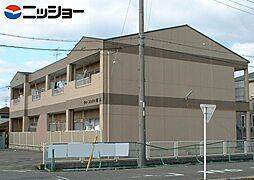 クィーンシティ信A[1階]の外観