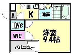 JR阪和線 鳳駅 徒歩10分の賃貸アパート