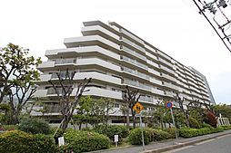 本山ロイヤルマンション[8階]の外観