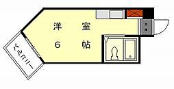 香椎エクセル13[4階]の間取り