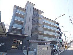 アドバンス京都アリビオ[4階]の外観