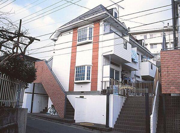 東戸塚第1[2階]の外観