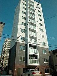 北海道札幌市中央区南四条西21丁目の賃貸マンションの外観
