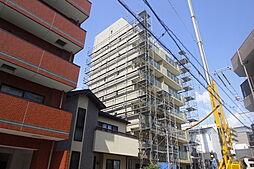 広島県広島市南区段原山崎3丁目の賃貸マンションの外観