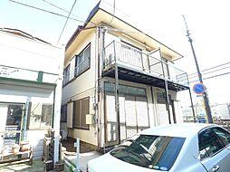 千代田ハイツ[101号室]の外観