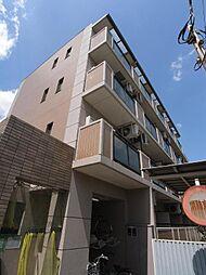埼玉県ふじみ野市鶴ケ舞3丁目の賃貸マンションの外観