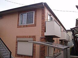 つばさハイツ[2階]の外観