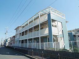 フィルコート東羽倉崎 B棟[3階]の外観