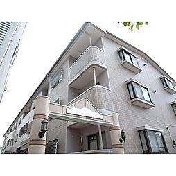 静岡県静岡市駿河区中田4丁目の賃貸マンションの外観