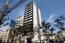 兵庫県神戸市兵庫区羽坂通2丁目の賃貸マンションの外観
