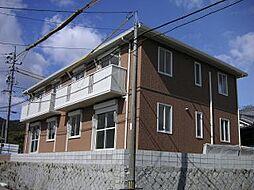 JR呉線 呉駅 江南橋下車 徒歩3分の賃貸アパート