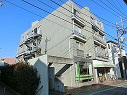 埼玉県さいたま市北区日進町2丁目の賃貸マンションの外観