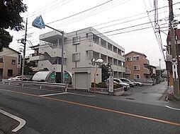 埼玉県川口市大字安行慈林の賃貸マンションの外観