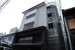 サンカノン御所西[102号室号室]の外観