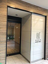 笹塚テラスレジデンス[907号室]の外観
