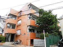 東京都練馬区東大泉3の賃貸マンションの外観
