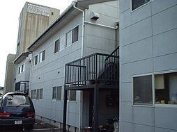新井コーポ[1D号室]の外観