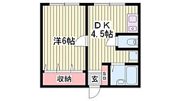 大蔵谷駅 4.4万円