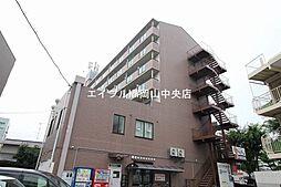 岡山県岡山市中区浜丁目なしの賃貸マンションの外観