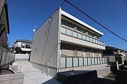 リブリ・トリポリス I[2階]の外観