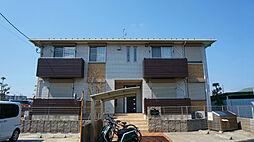 アルヴィータ壱番館[1階]の外観