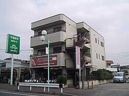 ハイツヒラヤマ[3階]の外観