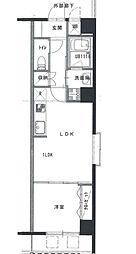 フロレスタさくら[2階]の間取り