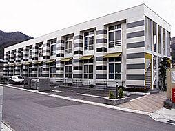 兵庫県姫路市仁豊野の賃貸アパートの外観