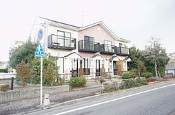 愛知県長久手市杁ケ池の賃貸アパートの外観
