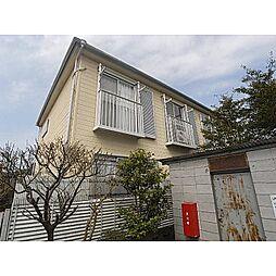 奈良県奈良市雑司町の賃貸アパートの外観