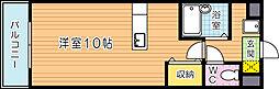 それいゆII[202号室]の間取り