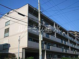 フォーラム城ヶ岡弐番館[3階]の外観