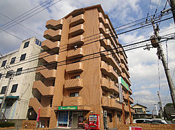 愛媛県松山市保免西3丁目の賃貸マンションの外観
