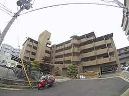 兵庫県西宮市門戸荘の賃貸マンションの外観