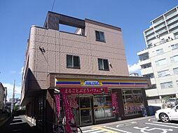 埼玉県さいたま市浦和区岸町6丁目の賃貸マンションの外観