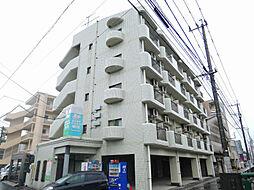 福岡県北九州市戸畑区新川町の賃貸マンションの外観
