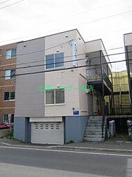 北海道札幌市東区北二十五条東1丁目の賃貸アパートの外観
