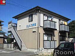 徳島県徳島市新浜本町1丁目の賃貸アパートの外観