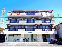 東京都東大和市高木1丁目の賃貸マンションの外観