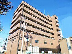 大阪府羽曳野市白鳥1丁目の賃貸マンションの外観
