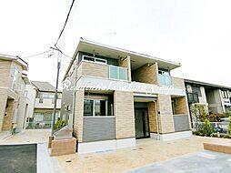 神奈川県藤沢市辻堂元町5丁目の賃貸アパートの外観