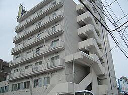 北海道札幌市豊平区西岡四条4丁目の賃貸マンションの外観