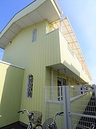 ライフジョイ北越谷二号館[1階]の外観