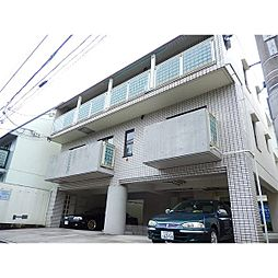 広島県広島市佐伯区吉見園の賃貸マンションの外観