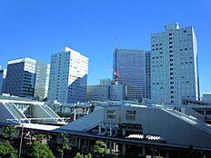 大崎駅までは徒歩15分
