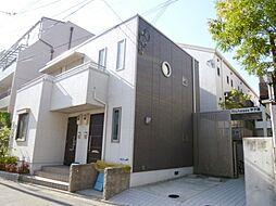 リシェス甲子園[2階]の外観