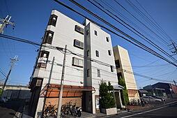 大阪府柏原市玉手町の賃貸マンションの外観
