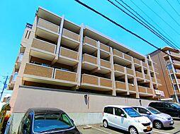 ラ・メゾンMS[3階]の外観