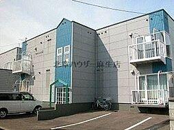 JR学園都市線 新川駅 徒歩19分の賃貸アパート